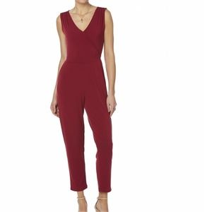 Simply Styled Women's Cross Front Jumpsuit